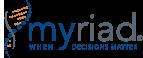 Myriad Genetics Logo