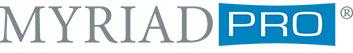 MyriadPro Logo