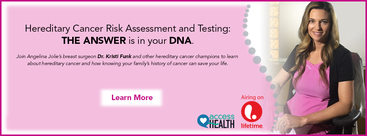 Hereditary Cancer Risk Assessment on Lifetime